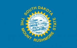 south_dakota_flagge